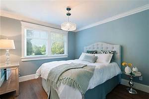 Stunning blue bedroom ideas