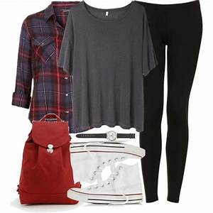 Casual Outfit Ideas With Leggings