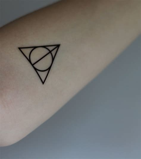 magische harry potter tattoos