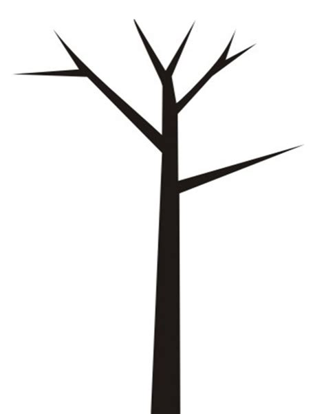 tree trunk clipart black and white free coloring pages of a tree trunk