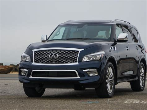 Largest Suv by Infiniti S Largest Suv Gets A Lift New Tech For 2015