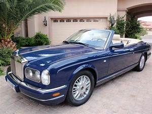 2000 ROLLS ROYCE CORNICHE V CONVERTIBLE For Sale Car And Classic