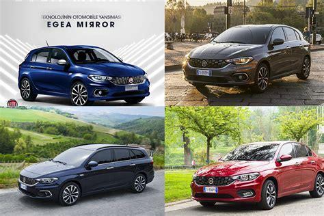 Fiat Egea Fiyati by 2019 Fiat Egea Mirror Fiyatı Ve 214 Zellikleri Otomobiller