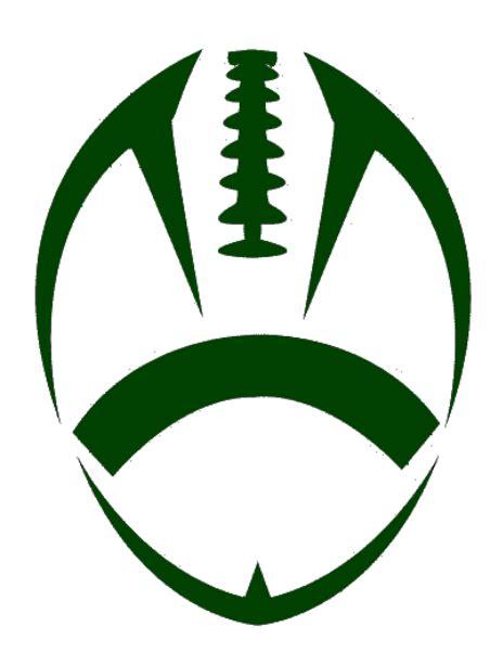 green football cut  images  clkercom vector
