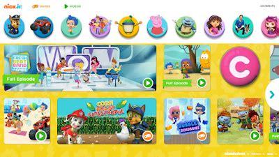 nick jr free preschool games nickalive nickelodeon usa unveils brand new nickjr 412
