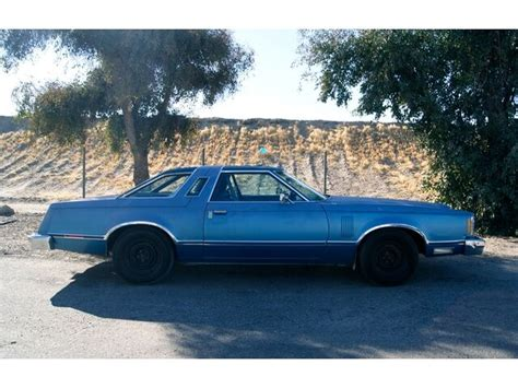 find used 1977 ford thunderbird no reserve rare barn find