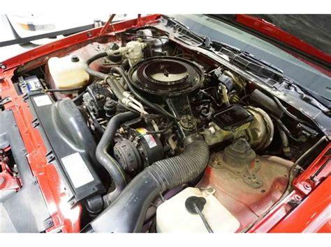how do cars engines work 1982 chevrolet camaro parking system 1982 chevrolet camaro z28 for sale classiccars com cc 804963