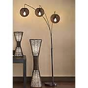 floor lamps and lamp sets montgomery ward With eurico floor lamp with shelves