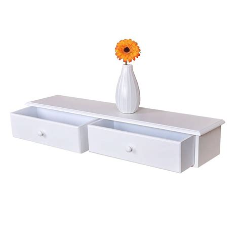 white floating shelf 10 amazing floating shelves with drawers that make your