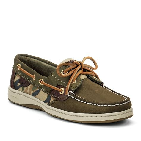 Sperry Topsider Bluefish 2 Eye Boat Shoe