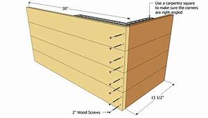 Wood Work Wood Flower Box Plans Instructions On How To