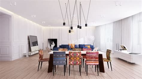 chaises originales 20 modern dining rooms for inspiration