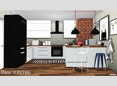 Kitchen Basic Conversion Updated by MXIMS Teh Sims