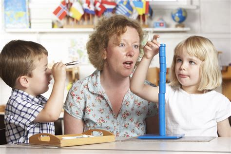 montessori requirements salary 407 | Montessori Teacher