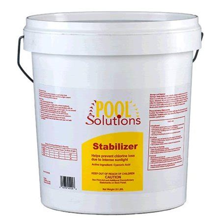 baleco international pde pool solutions stabilizer