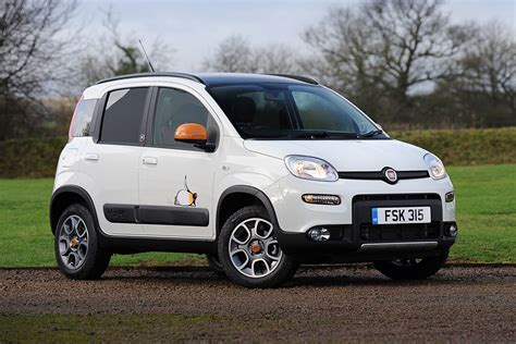 Fiat Panda 4x4 by Fiat Panda 4x4 Special Edition Revealed Carbuyer