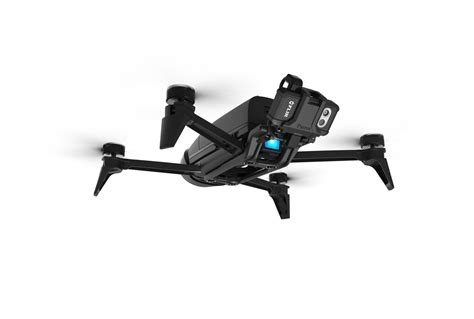 parrot bebop pro thermal     drone solution  thermal imaging personal drones