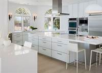 all white kitchen How To Warm Up an All White Kitchen * Kelly Bernier Designs
