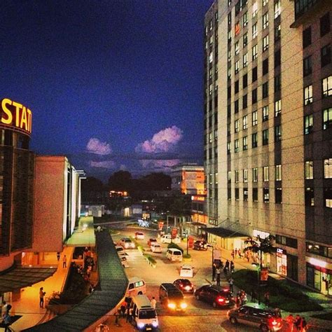 Centris Station - Shopping Mall in Quezon City