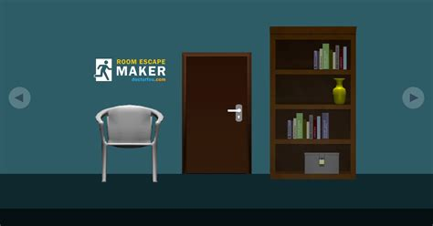 Room Escape Maker Is A Free Online Application To Create