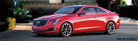 Cadillac Ats 2 0 Turbo 0 60 by 2015 Cadillac Ats Coupe Includes Overboost And 5 6s 0 60