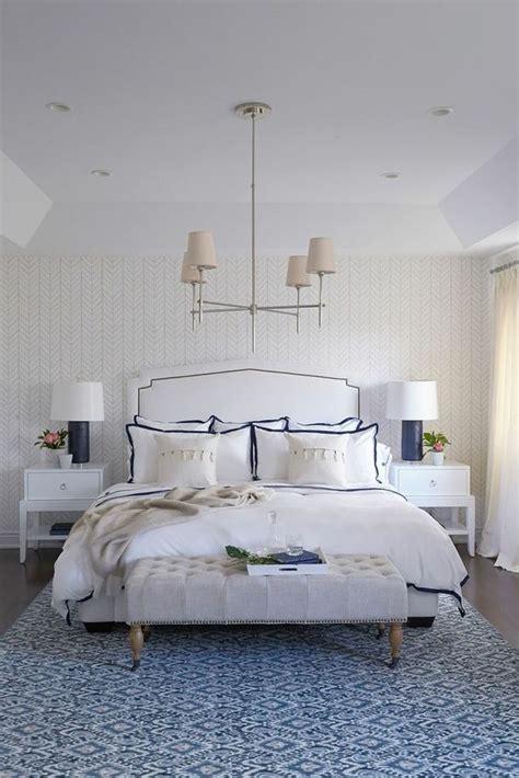 White Master Bedroom Makeover Inspiration Pencil