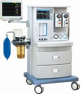 Anesthesia Machine Jinling