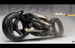 Mc Concept : 18 futuristic motorcycle concepts c conzept ~ Gottalentnigeria.com Avis de Voitures
