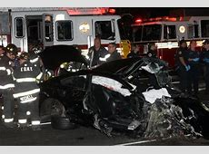 BMW in fatal accident was doing 90 mph NY Daily News