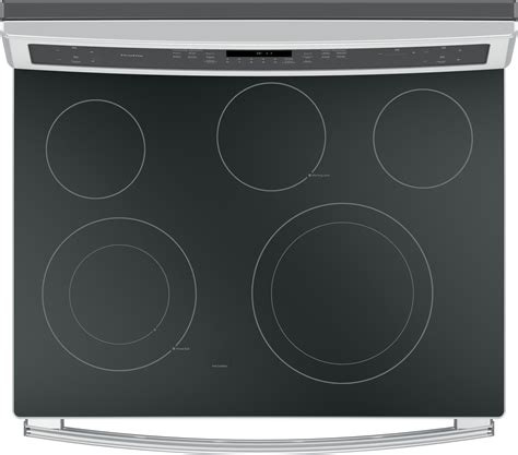 pbsjss ge profile  electric range convection stainless steel