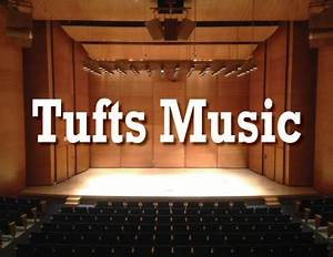 Small Jazz Concert I presented by Tufts University ...