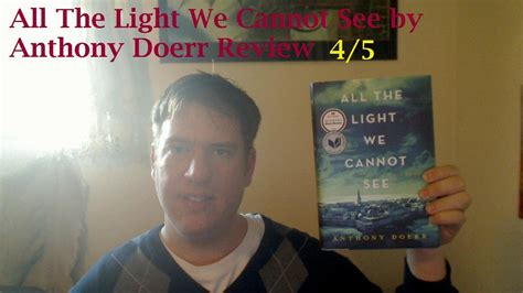all the light we cannot see audiobook youtube all the light we cannot see by anthony doerr review youtube