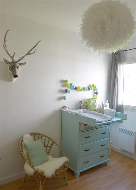 image deco chambre déco chambre bébé la chambre nature et poétique de noah