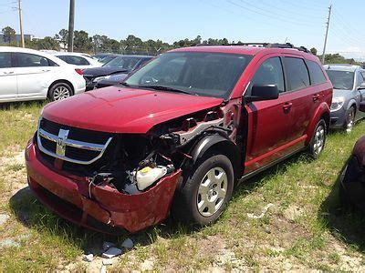 purchase  dodge journey salvage rebuildable
