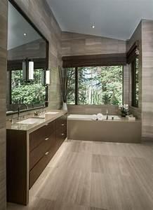 16, Tremendous, Contemporary, Bathroom, Interior, Designs, To