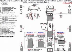 Nissan Altima 2007 O Navigation System