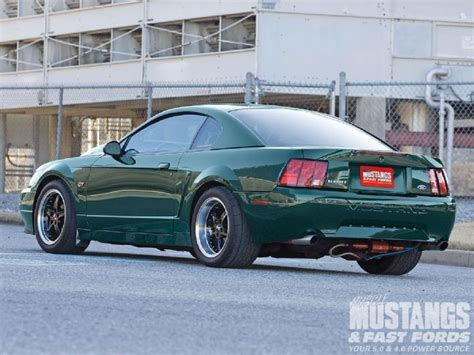 ford mustang bullitt modified muscle mustangs