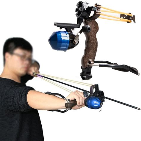 Adult Powerful Target Shooting Slingshot With Folding