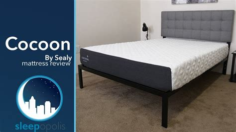 sealy mattress reviews sealy cocoon mattress review