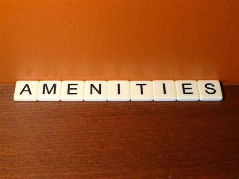 Bedroom Amenities Definition by What Are Amenities Real Estate Definition Gimme Shelter