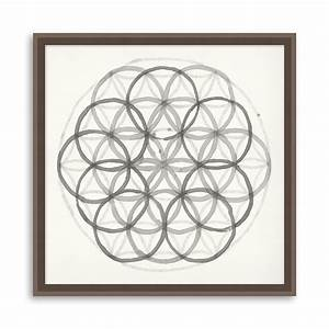 sacred geometry 5 wall art gabberts With kitchen cabinets lowes with sacred geometry wall art