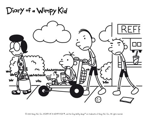 Heffley Family Diary Of A Wimpy Kid Wiki Fandom