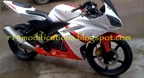 R15 V2 Modification Tips by R15 Modified As R1 Almost R15 Modifications By Rahul