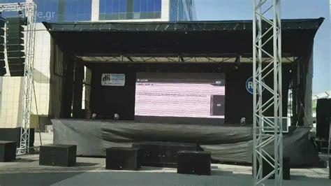 sound system jbl rcf hdl 20a sub 8006 prolight sound 2012