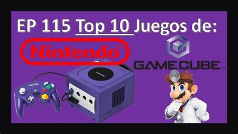 En español para super nintendo snes, top 40 mejores roms/juegos de. EP 115 Top 10 Juegos de Nintendo GameCube (En español) - YouTube