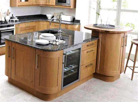 kitchen island and breakfast bar oak kitchen island with breakfast bar home interior