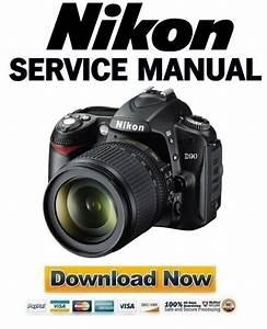 Nikon D90 Service Manual  U0026 Repair Guide