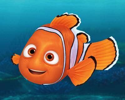 Karpet Karakter Ikan Nemo 10 gambar ikan nemo kartun dan versi aslinya jenis ikan