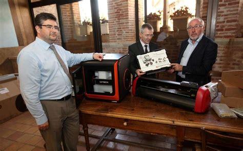 chambre de commerce agen le premier fab lab au collège damira asperti sud ouest fr