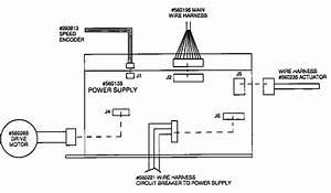 Treadmill Motor Controller Diagram